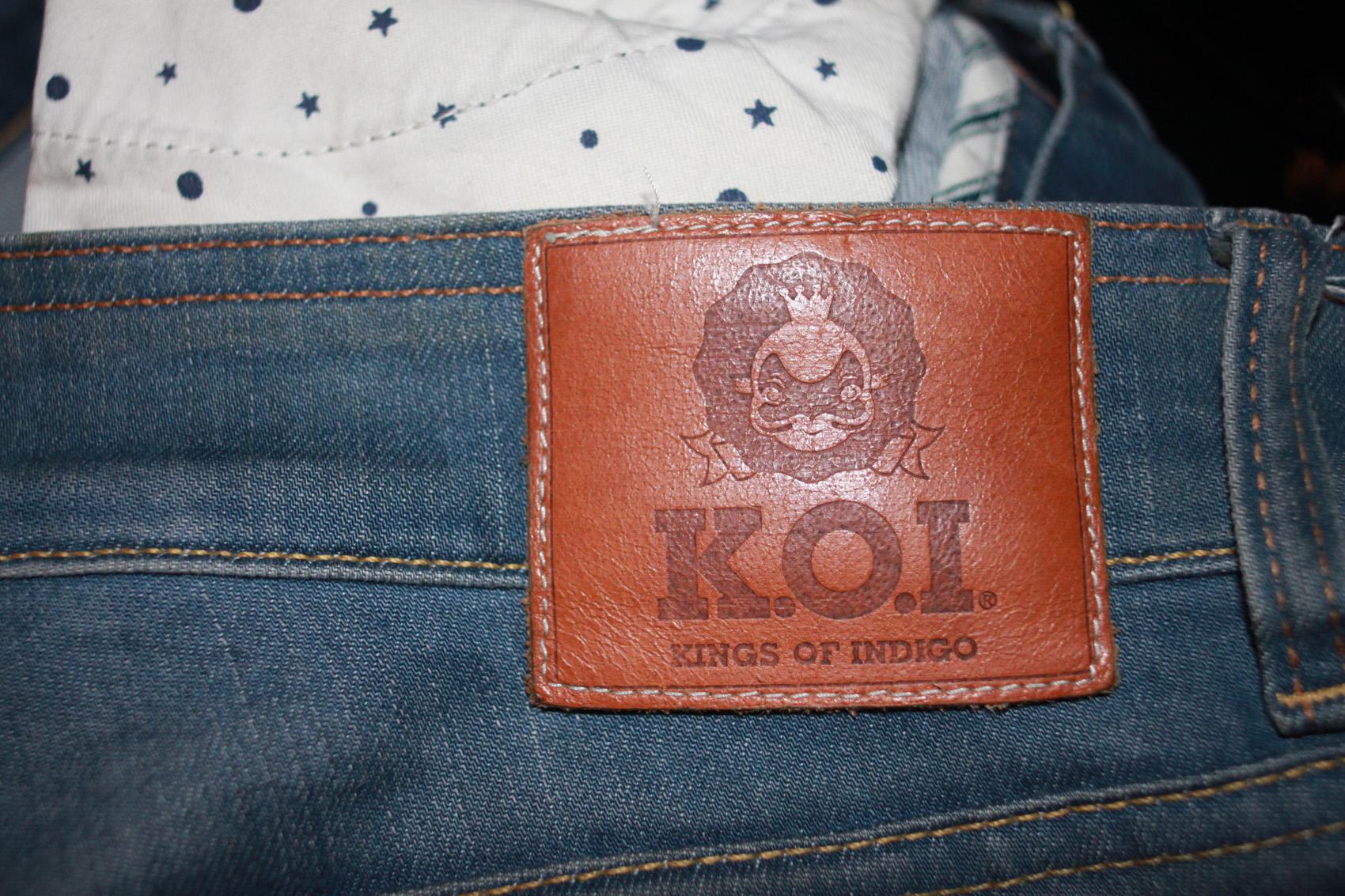 kaputte jeans entsorgen